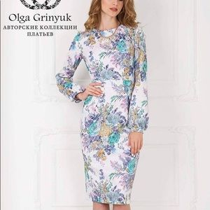 Dress from designer Olga Grinyuk